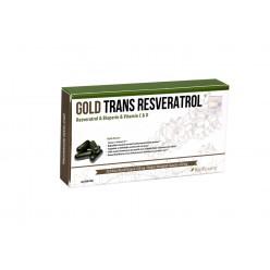 GOLD TRANS RESVERATROL - BİOPERİN - VİTAMİN C - D